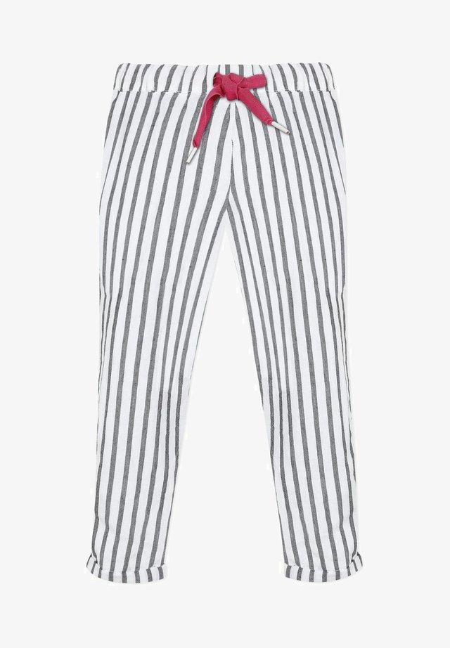 PEONY  - Pantalon classique - white