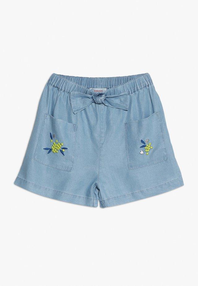 Short en jean - indigo