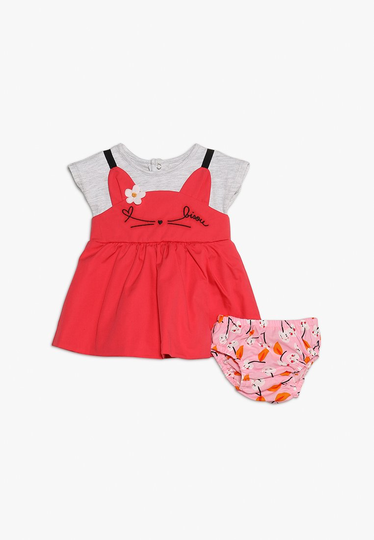 Catimini - ROBE CULOTTE BABY SET - Day dress - grenadine