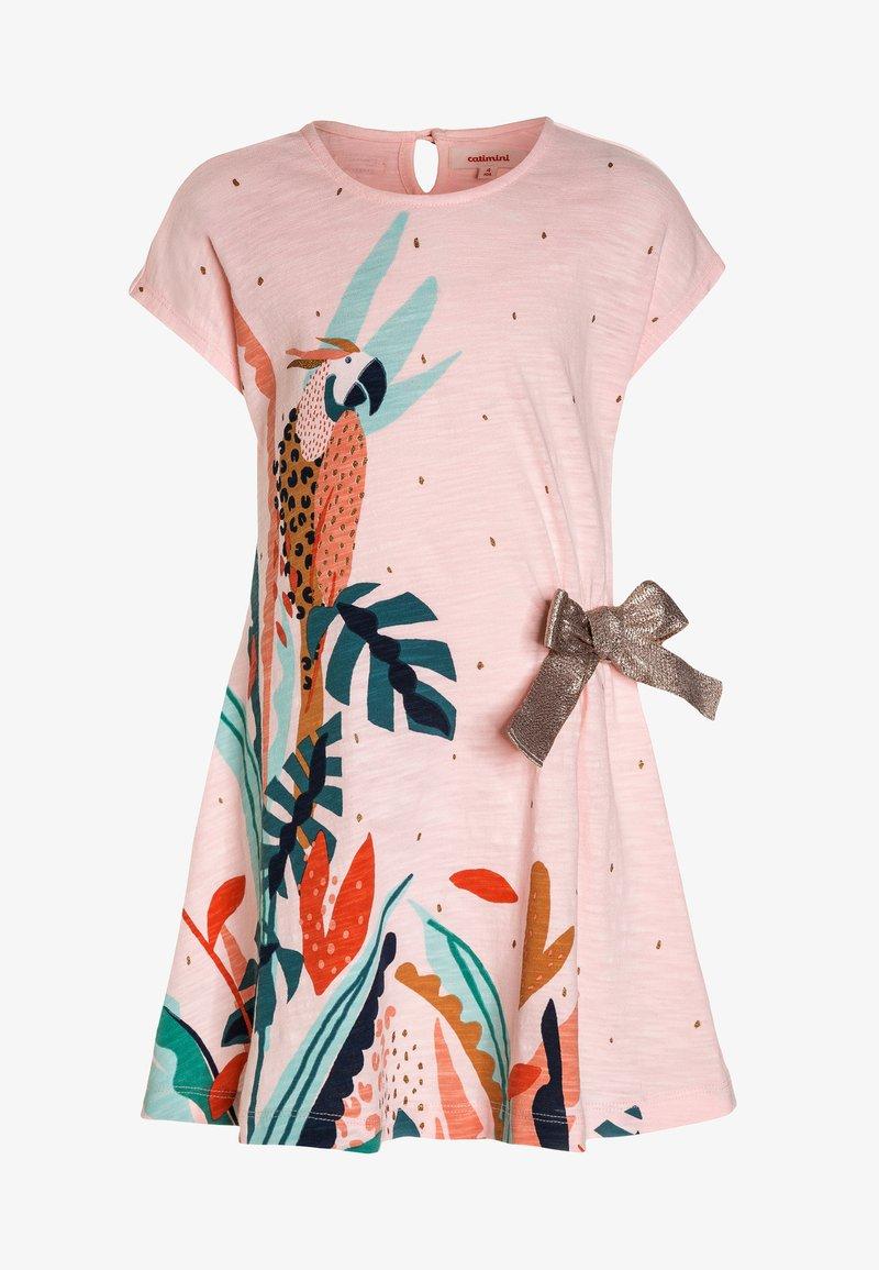 Catimini - ROBE - Jerseyklänning - blush
