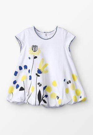 ROBE BABY - Jerseykleid - blanc