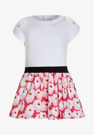 ROBE BABY - Jersey dress - blanc