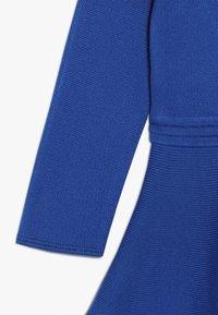 Catimini - ROBE TRICOT - Pletené šaty - bleu roi - 2