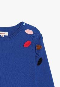 Catimini - ROBE TRICOT - Pletené šaty - bleu roi - 4