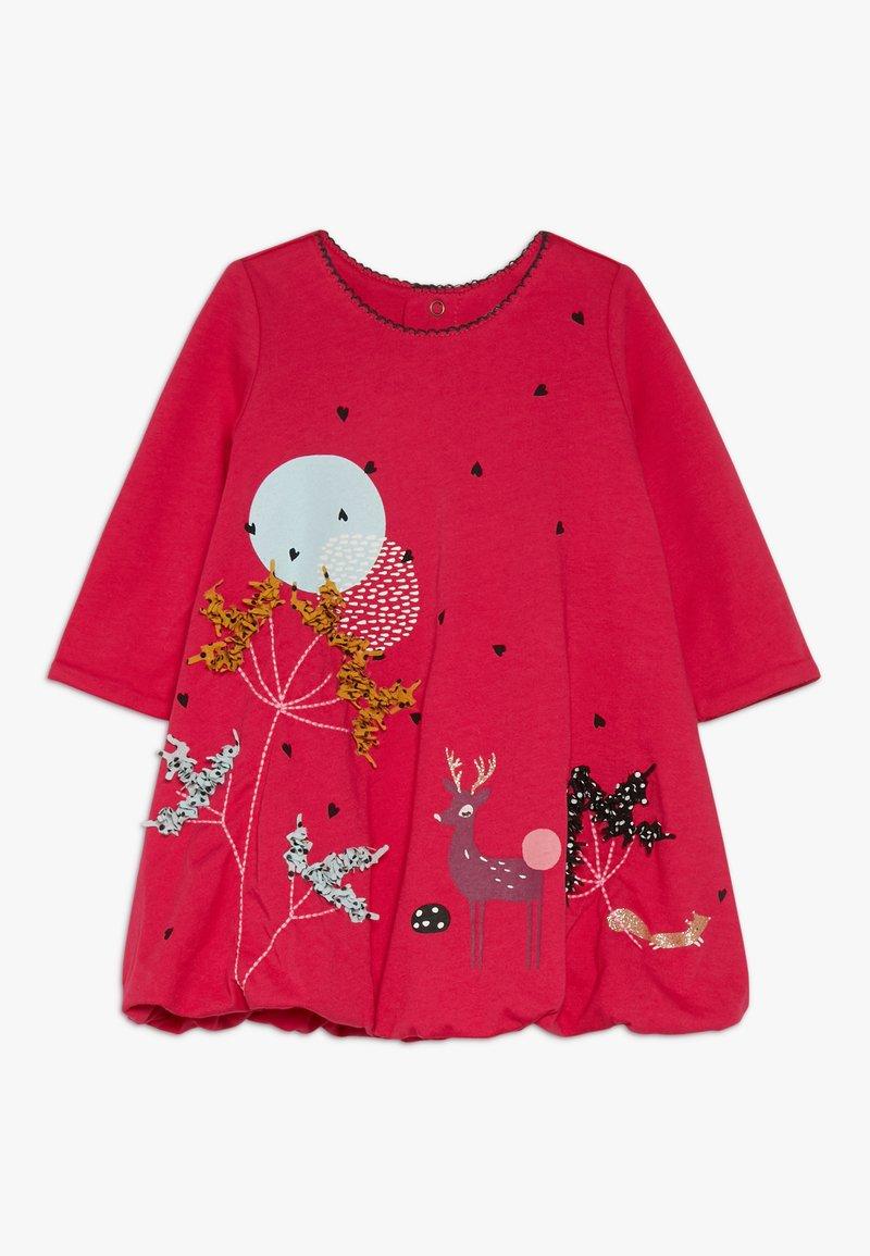 Catimini - BABY ROBE - Jerseyklänning - fuchsia