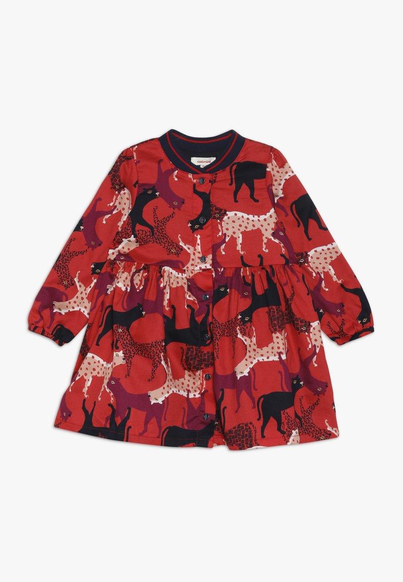 Catimini - BABY ROBE - Sukienka koszulowa - rouge