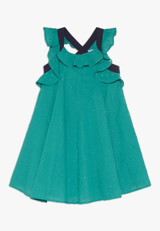 DRESS - Day dress - green