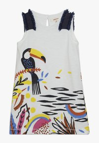 Catimini - DRESS - Jersey dress - white - 0