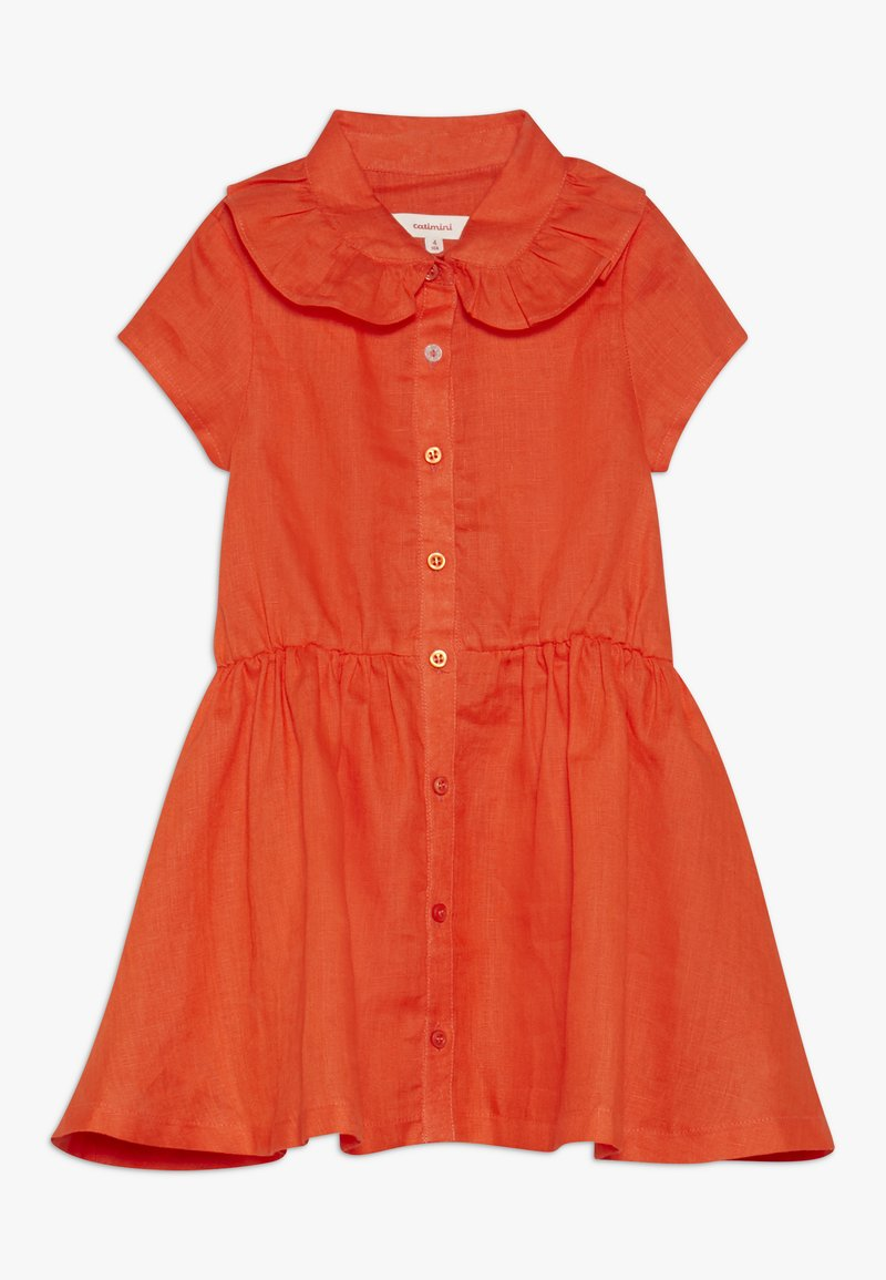 Catimini - DRESS - Robe d'été - orange