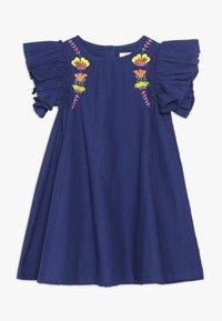 Catimini - DRESS - Robe d'été - royal blue - 0