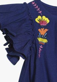 Catimini - DRESS - Robe d'été - royal blue - 3