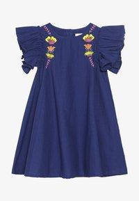 Catimini - DRESS - Robe d'été - royal blue - 2