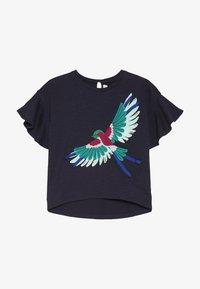 Catimini - TEE - T-shirt imprimé - navy - 2