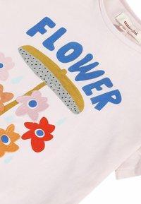 Catimini - EMBROIDERY - T-shirt imprimé - light pink - 2