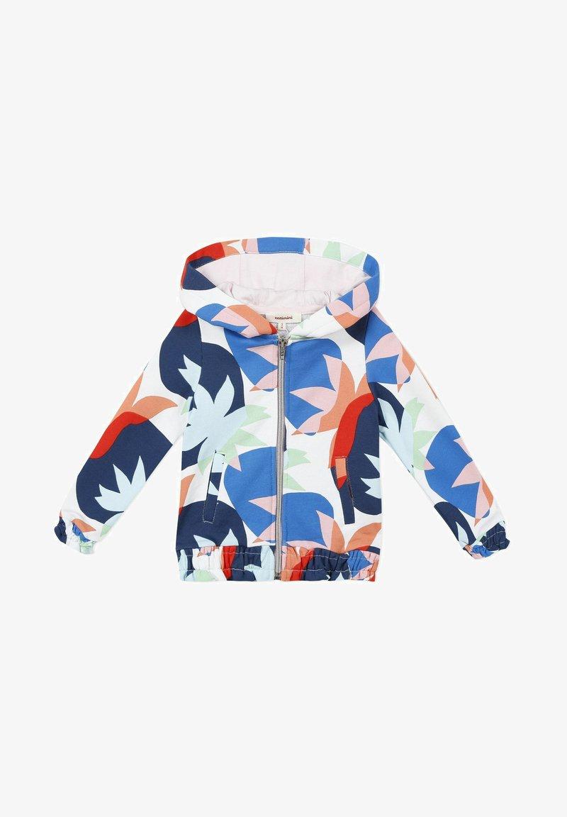 Catimini - Zip-up hoodie - white