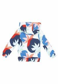 Catimini - Zip-up hoodie - white - 1