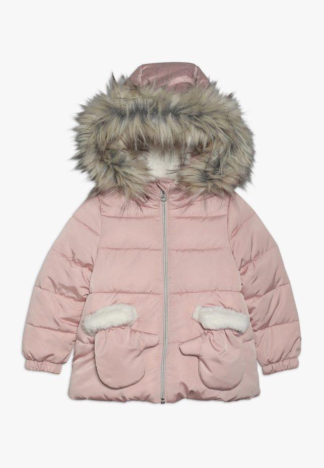 Cappotto invernale - rose poudre