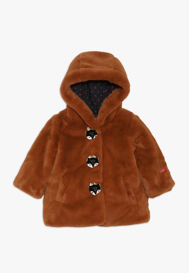Catimini - BABY MANTEAU - Winter coat - camel