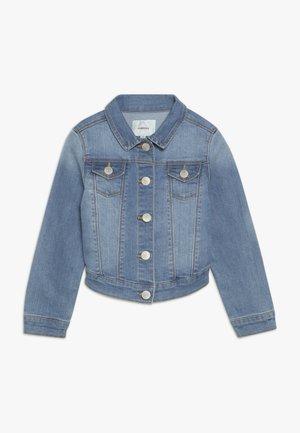 JACKET - Veste en jean - light-blue denim