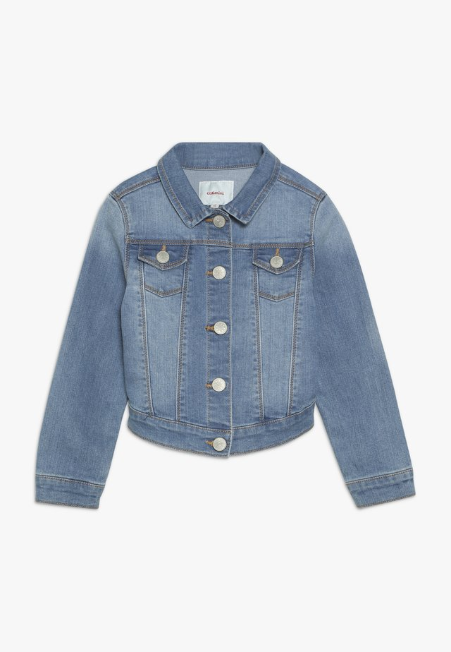 JACKET - Denim jacket - light-blue denim