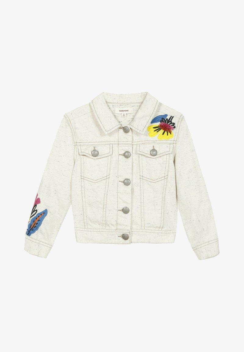 Catimini - Denim jacket - beige