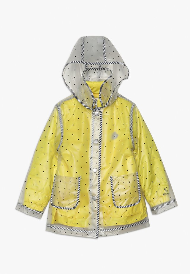 COUPE VENT - Waterproof jacket - jaune