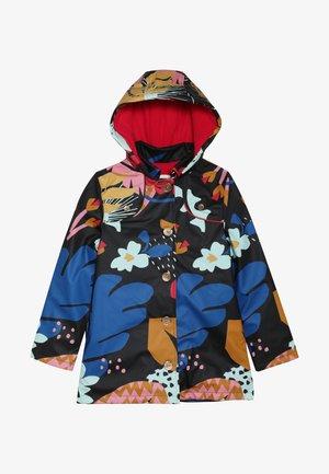 GOMME - Waterproof jacket - charbon