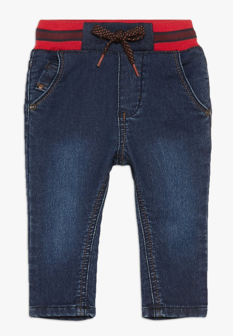 Catimini - BABY - Jeansy Relaxed Fit - bleu navy