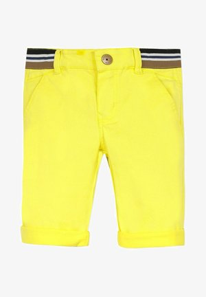 Short - yellow