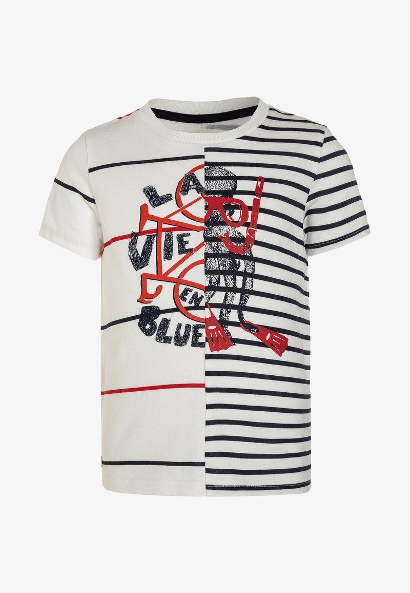 Catimini - TEE - T-Shirt print - white
