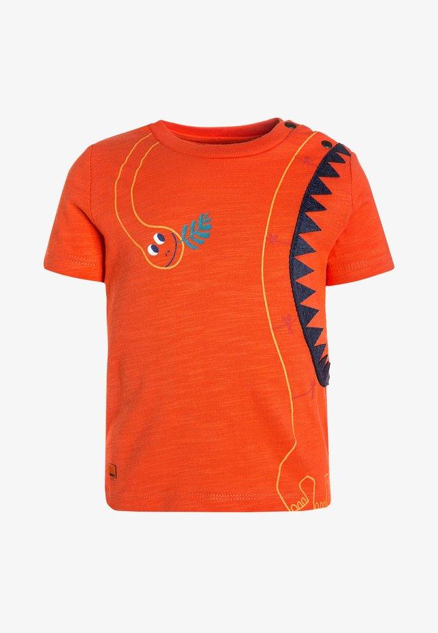 TEE BABY - T-shirt imprimé - feu