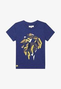 Catimini - GRAPHIC - T-shirt imprimé - dark blue - 0