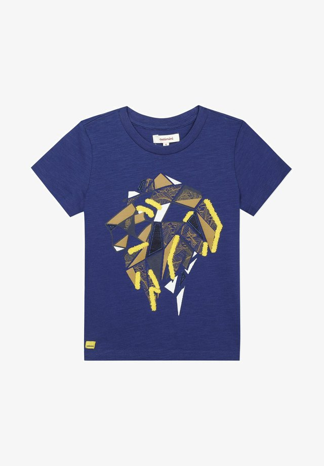 GRAPHIC - T-shirt imprimé - dark blue