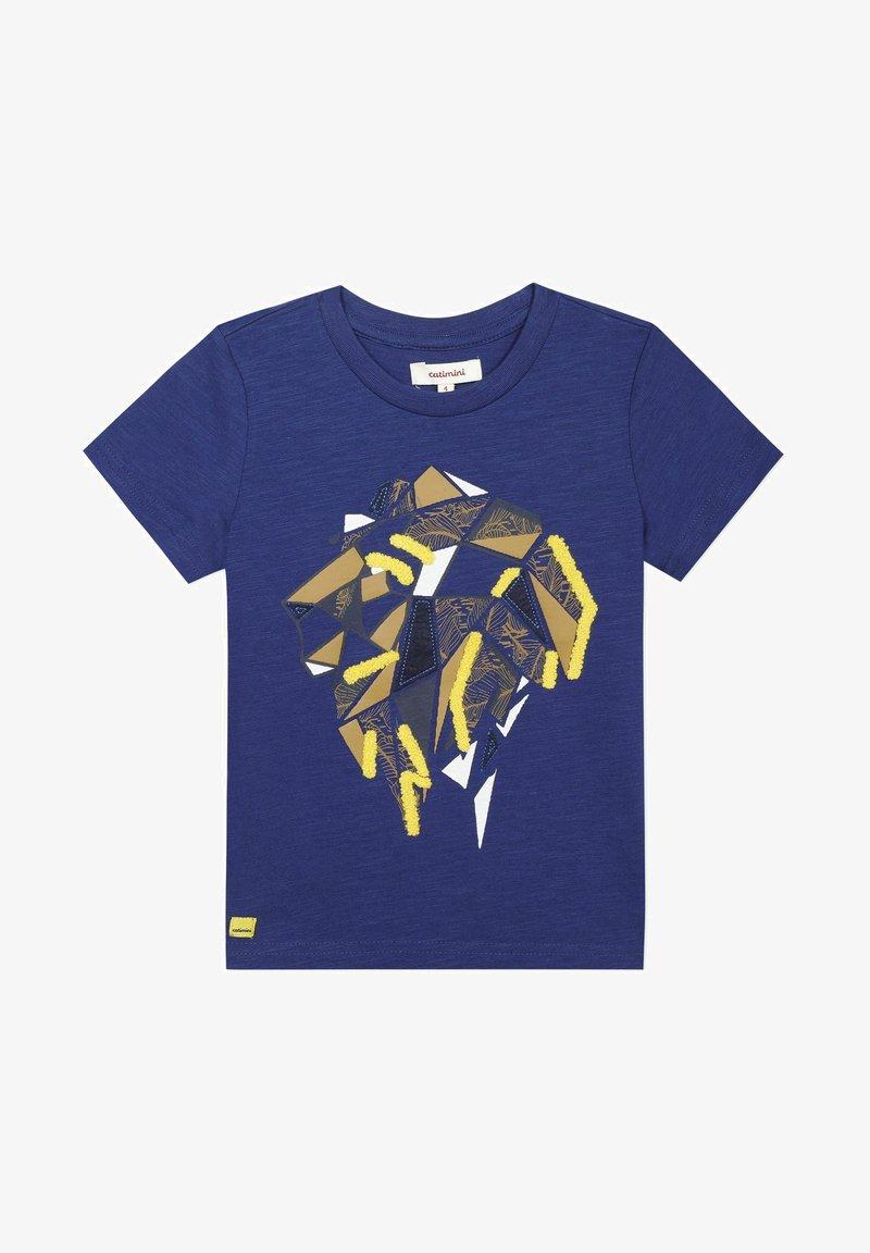 Catimini - GRAPHIC - T-shirt imprimé - dark blue