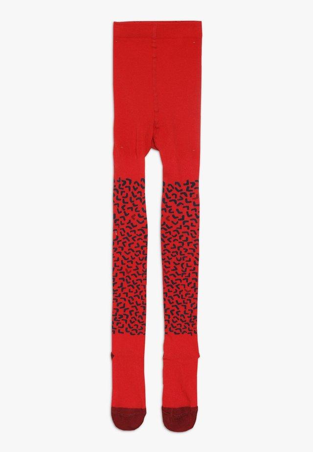 COLLANTS - Collants - rouge