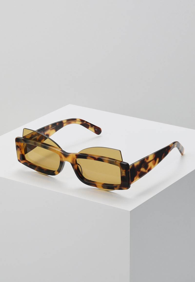 Courreges - Sluneční brýle - yellow