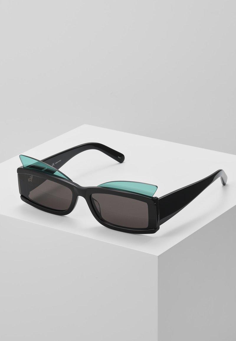 Courreges - Sluneční brýle - black