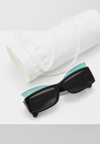 Courreges - Sluneční brýle - black - 2