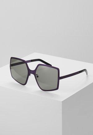 Sunglasses - violet/grey
