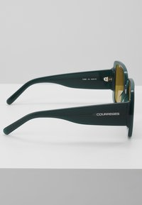 Courreges - Sonnenbrille - green/brown - 4