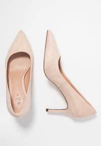 Call It Spring Wide Fit - ECLIPSE WIDE FIT - Classic heels - bone - 3