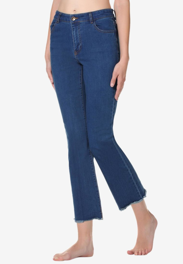 Calzedonia - Jeggings - blue