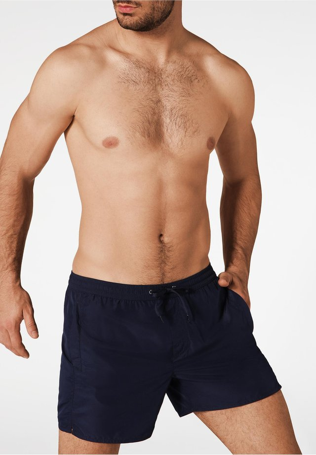 HERREN-BADEHOSE FORMENTERA - Swimming shorts - deep blue