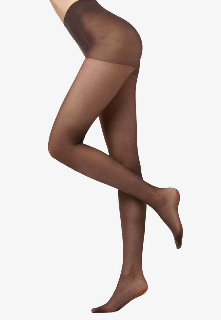 Calzedonia - ACTION  - Tights - brown
