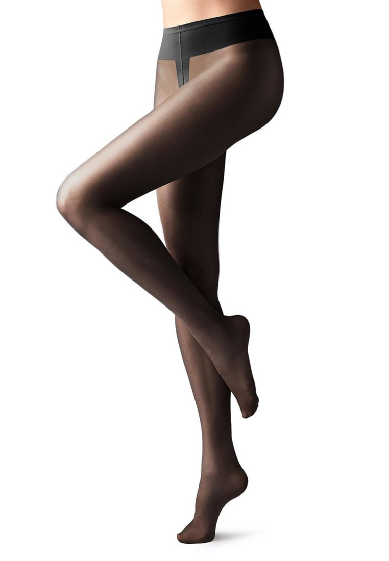 Calzedonia - RESISTANT  - Tights - black