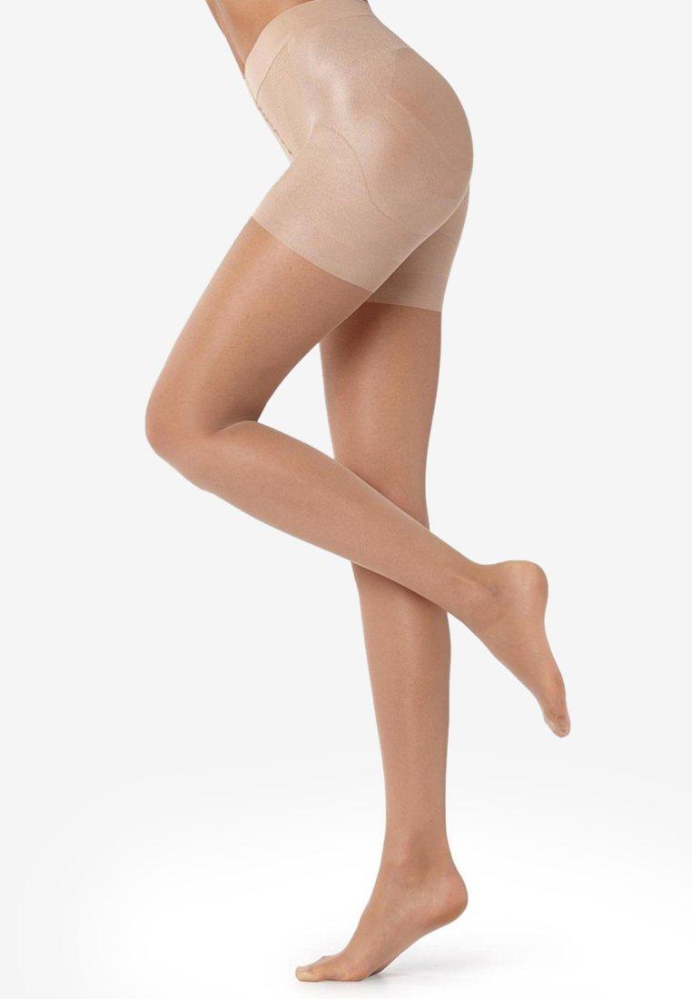 Calzedonia - TOTAL SHAPER 15 DENIER - Tights - nude