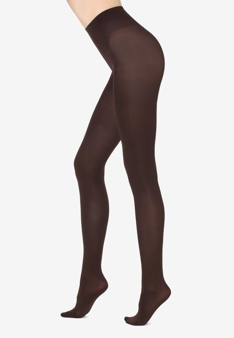 Calzedonia - Tights - brown
