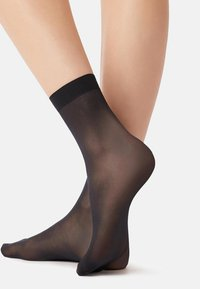 Calzedonia - RESISTANT - Chaussettes - black - 0