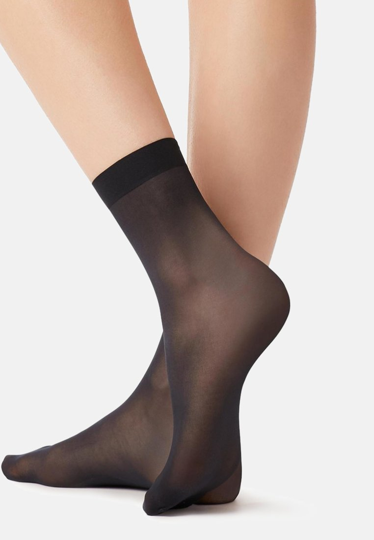 Calzedonia - RESISTANT - Chaussettes - black