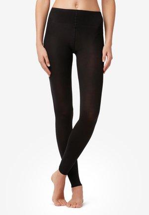 SOFT TOUCH - Leggings - Stockings - black